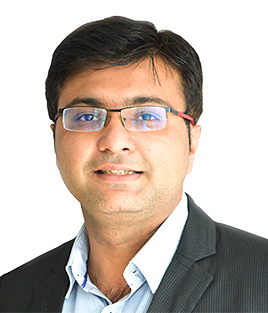 Jaykishan Nirmal - Senior VP (Security Verification)