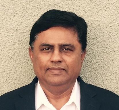 Ashok Krishnamoorthy : President – North America
