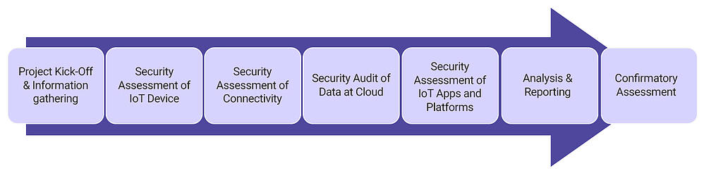 IoT Security Assessment Process