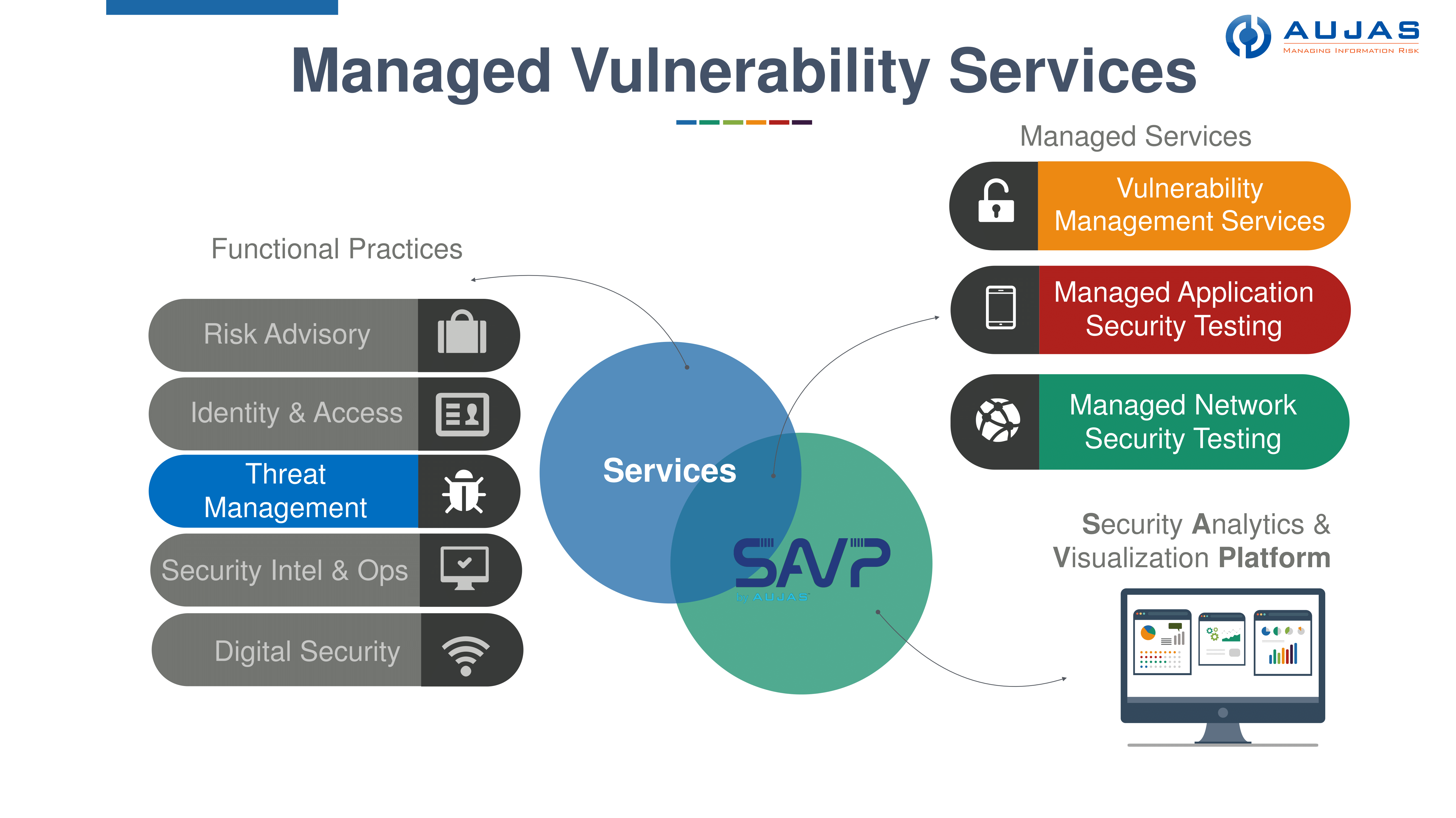Managed Security Services for Vulnerability Management, VAPT, Application Security Testing, Network Security Testing