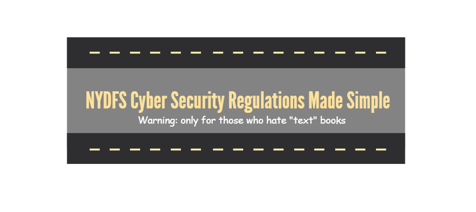 Download eBook - NYDFS Cyber Security Regulations Made Simple